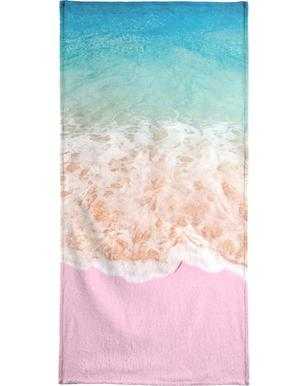 Pink Sand Beach Towel