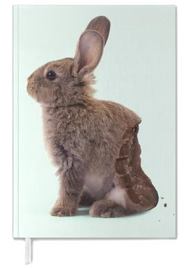 Chocolate Rabbit Personal Planner