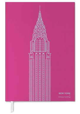 New York Pink -Terminplaner