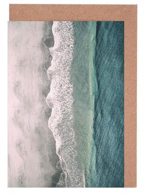 Ocean Waves 1 -Grußkarten-Set