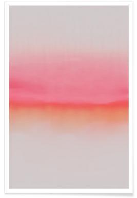 Pink Horizon - Premium poster