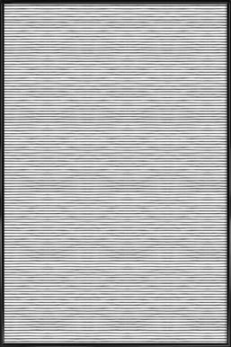 Watercolor Stripes - Affiche sous cadre standard