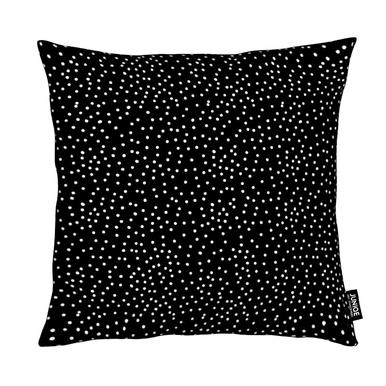White Dots coussin