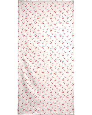 Cherries Bath Towel