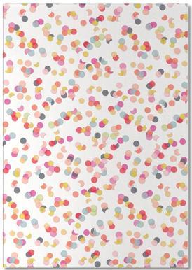 Confetti Mix Pink