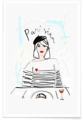 Miss Parisian poster