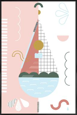 Clean Water for All ingelijste poster