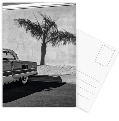 Packard Minimal Postcard Set