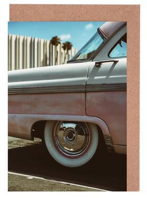 Pink Fairlane Greeting Card Set