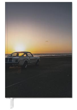 Sunset Mustang Personal Planner