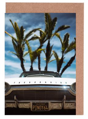 Tropic Thunderbird Greeting Card Set