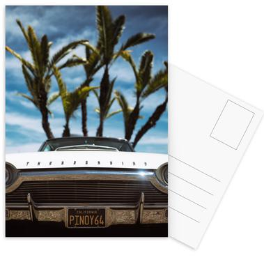Tropic Thunderbird cartes postales