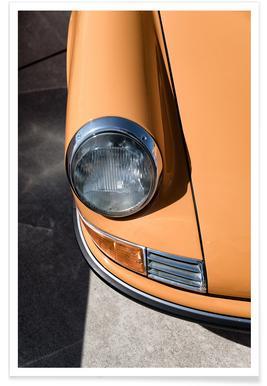 Porsche 911 - Premium Poster