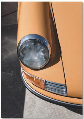 Porsche 911 Notepad