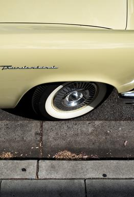 Thunderbird Yellow