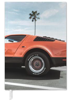 1975 Orange -Terminplaner