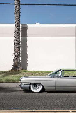 CA Cadillac -Alubild