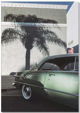 California Ford -Notizblock