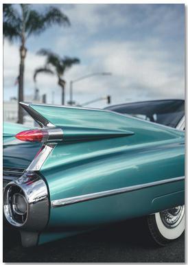 Cadillac Queen bloc-notes