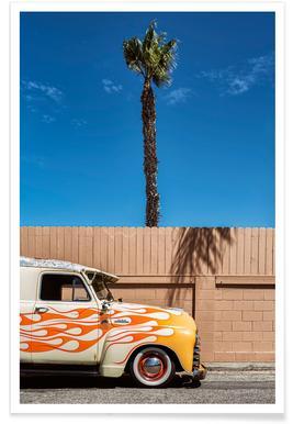 Cali Colors Poster