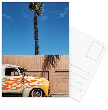 Cali Colors Postcard Set