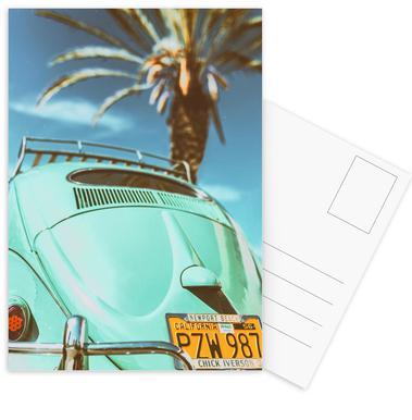 California Turquoise ansichtkaartenset