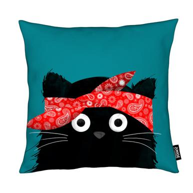 Cat - 2 Pac coussin
