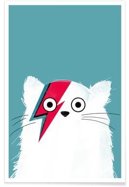 Cat - Hero 3 Poster