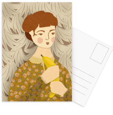 Hold and Smile Postcard Set