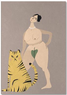 Tigress Notepad