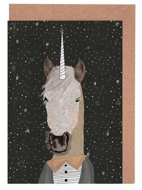 Unicorn Greeting Card Set