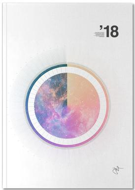 Astronomical Calendar 2018 Notebook