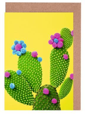 Sunshine in the Desert Greeting Card Set