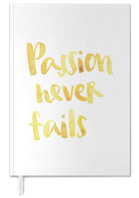 Passion Never Fails agenda
