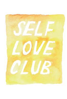 Self Love Club 2 Acrylic Print