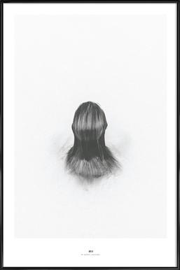 Dive In - Poster in kunststof lijst