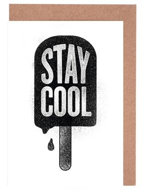 Stay Cool cartes de vœux