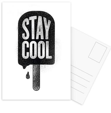 Stay Cool cartes postales