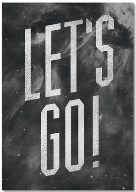 Let's Go bloc-notes
