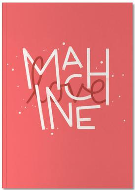 Love Machine Notebook
