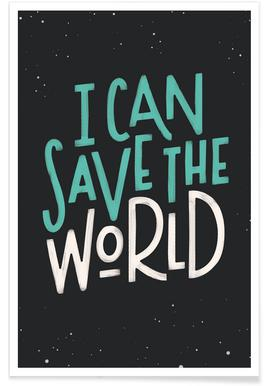 I Can Save The World