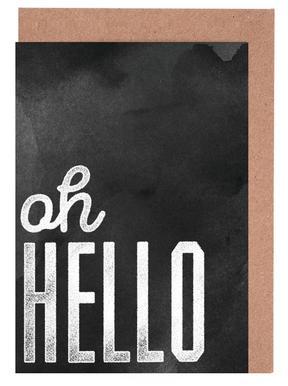 Oh Hello cartes de vœux