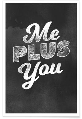 Me Plus You poster