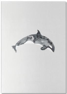 Whale III Notepad