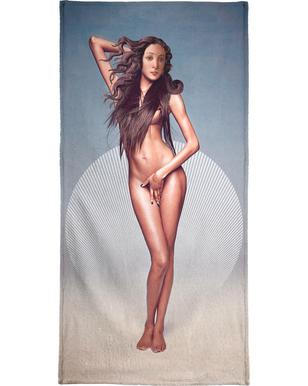 Venus revitalized Beach Towel