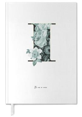 Flower Alphabet - I agenda