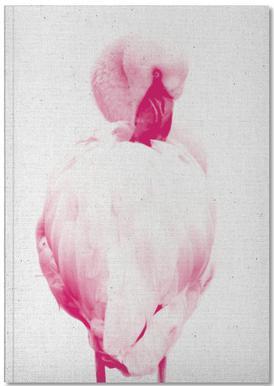 Flamingo 02 Notebook