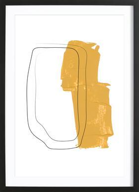 Mila 09 Framed Print