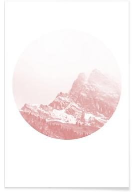 Mountain 02 - Premium Poster