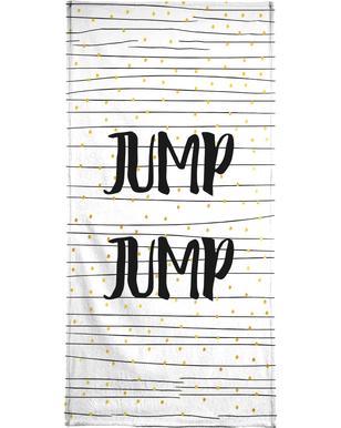 Jump Bath Towel